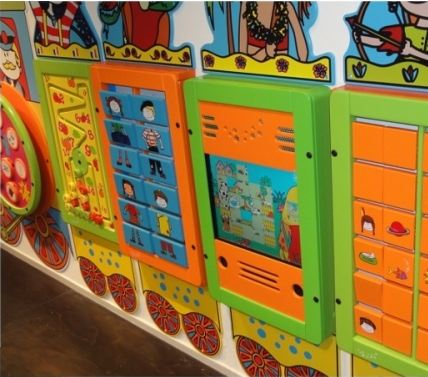 Toys For Time Limited Juliet Interactive Wall Panel