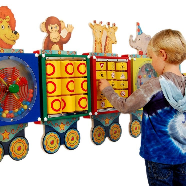 Toys For Time Limited Complete Activity Train Complete