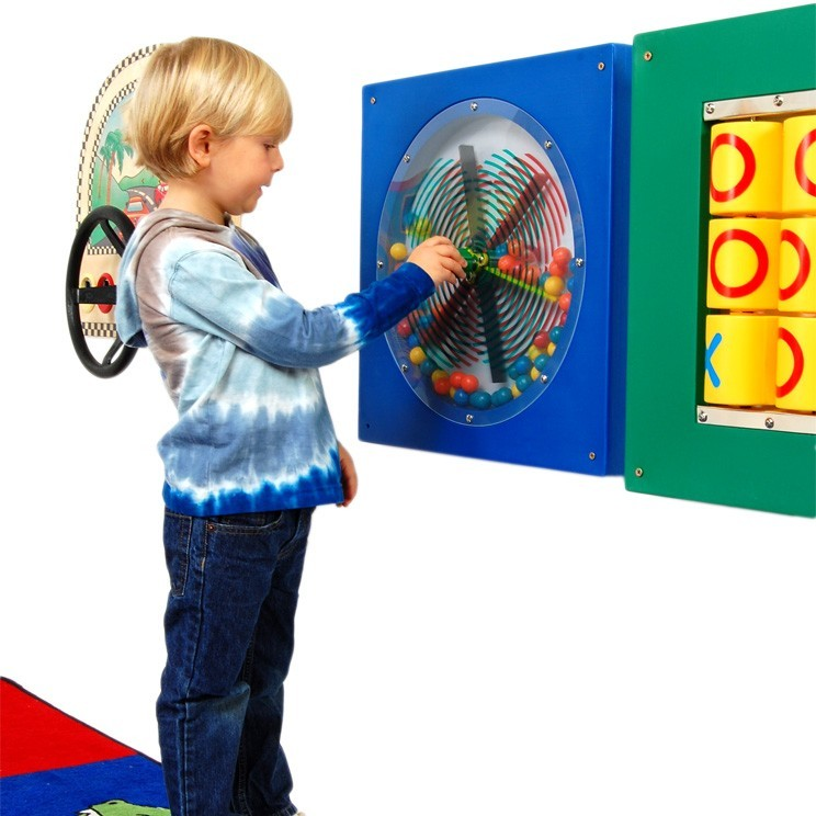 Toys For Time Limited Busy Cube Paddle Wall Panel
